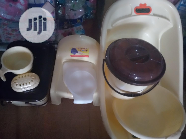 Baby Bath Set | Baby & Child Care for sale in Ifako-Ijaiye, Lagos State, Nigeria