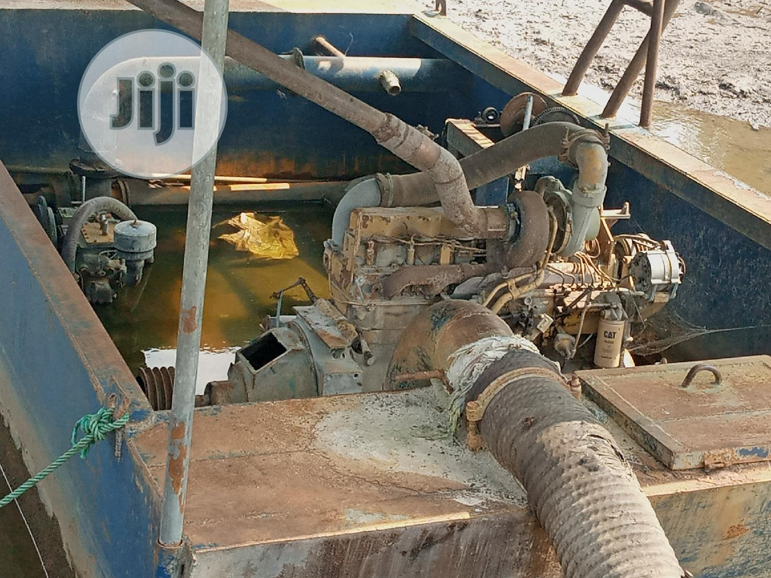 8 Inches Dredger | Watercraft & Boats for sale in Abak, Akwa Ibom State, Nigeria