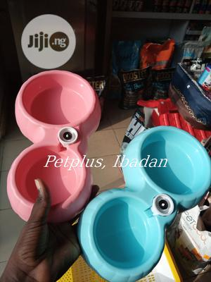 Dog Feeding Bowl And Drinker | Pet's Accessories for sale in Oyo State, Ibadan