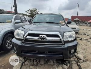 Toyota 4-Runner 2008 Gray   Cars for sale in Lagos State, Apapa
