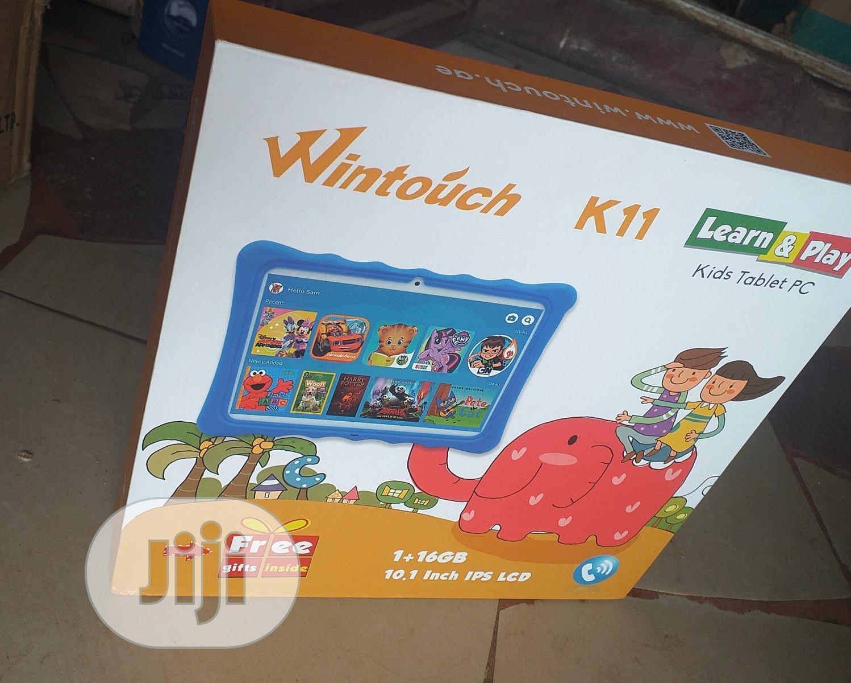 New Wintouch K11 16 GB Black | Tablets for sale in Ifako-Ijaiye, Lagos State, Nigeria