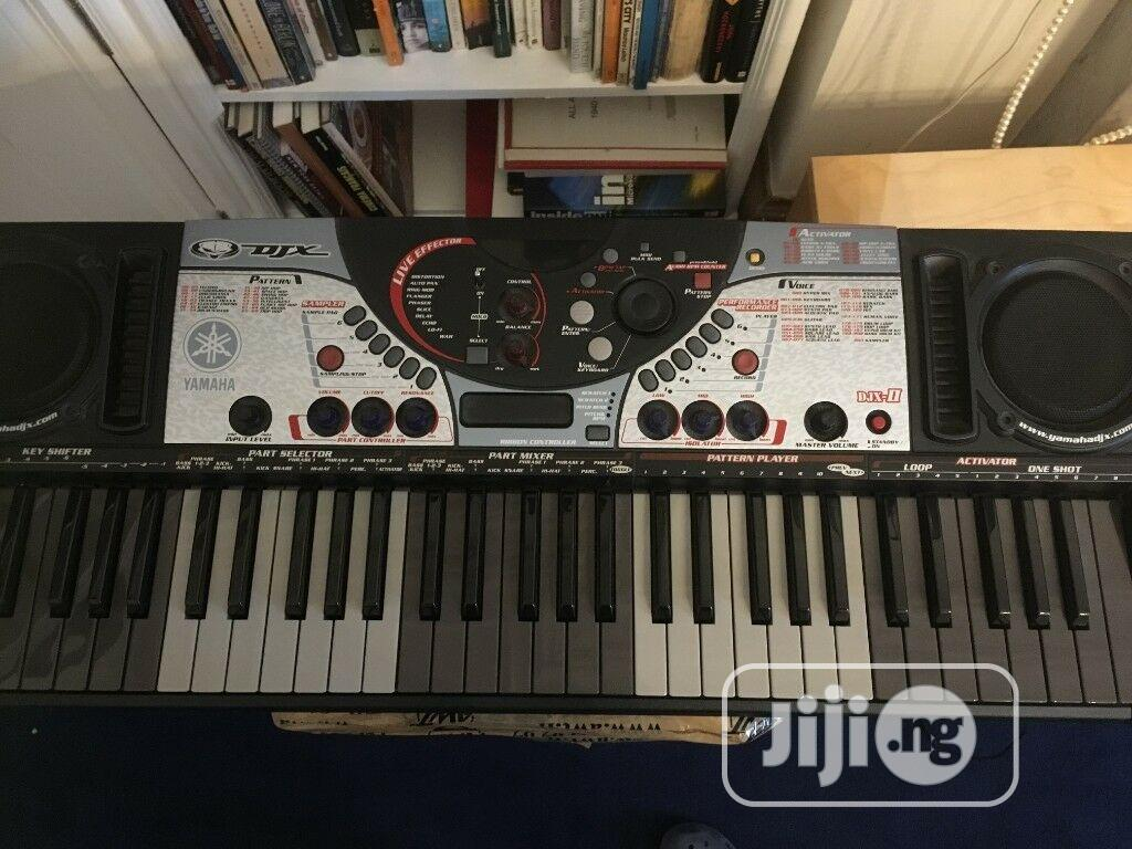 Djx 2 Yamaha Keyboard for Professionals