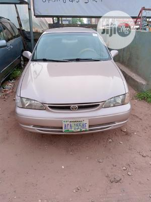 Toyota Corolla X 1.3 Automatic 2000 Gold   Cars for sale in Anambra State, Onitsha