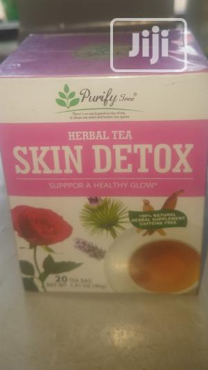 Skin Detox, Support a Healthy Glow | Vitamins & Supplements for sale in Lagos State, Alimosho