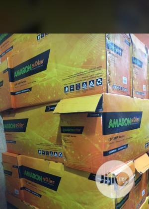 12v/200ah Amaron Solar Battery | Solar Energy for sale in Lagos State, Ojo