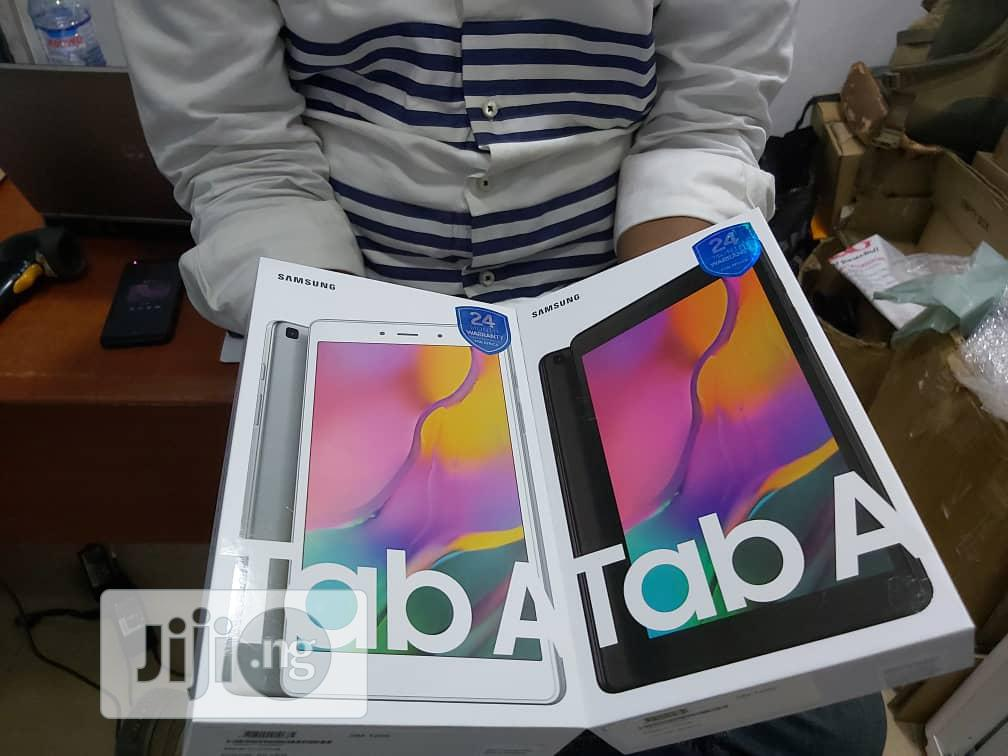 New Samsung Galaxy Tab a 8.0 32 GB Silver | Tablets for sale in Ikeja, Lagos State, Nigeria