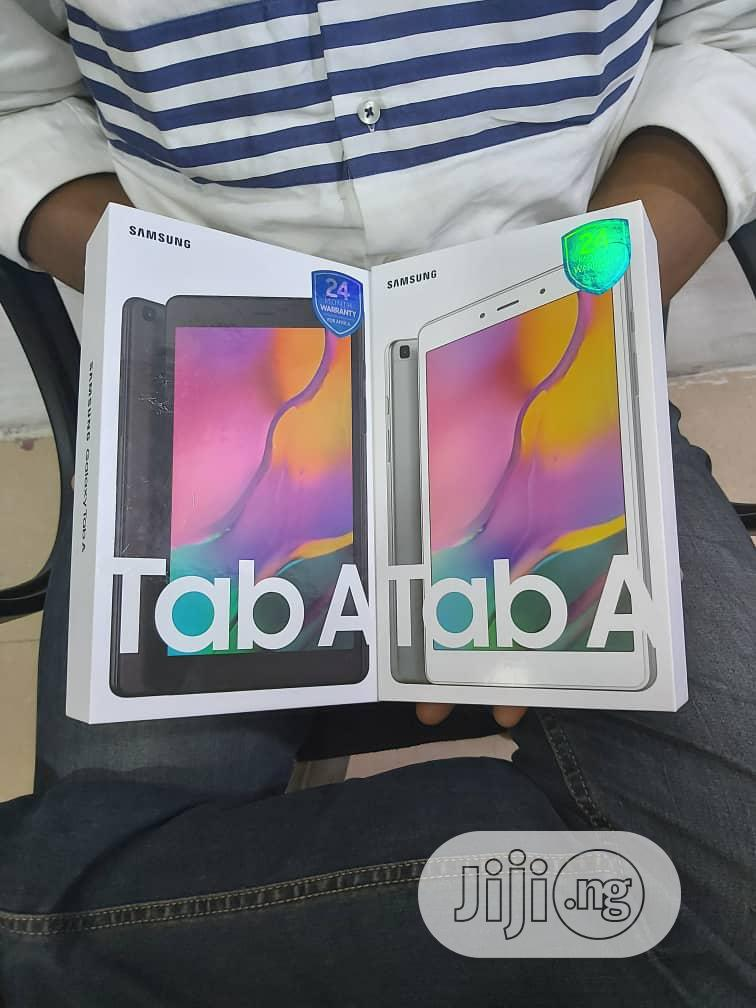 New Samsung Galaxy Tab A 8.0 32 GB Black | Tablets for sale in Ikeja, Lagos State, Nigeria
