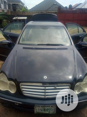 Mercedes-Benz C240 2004 Blue   Cars for sale in Rivers State, Port-Harcourt