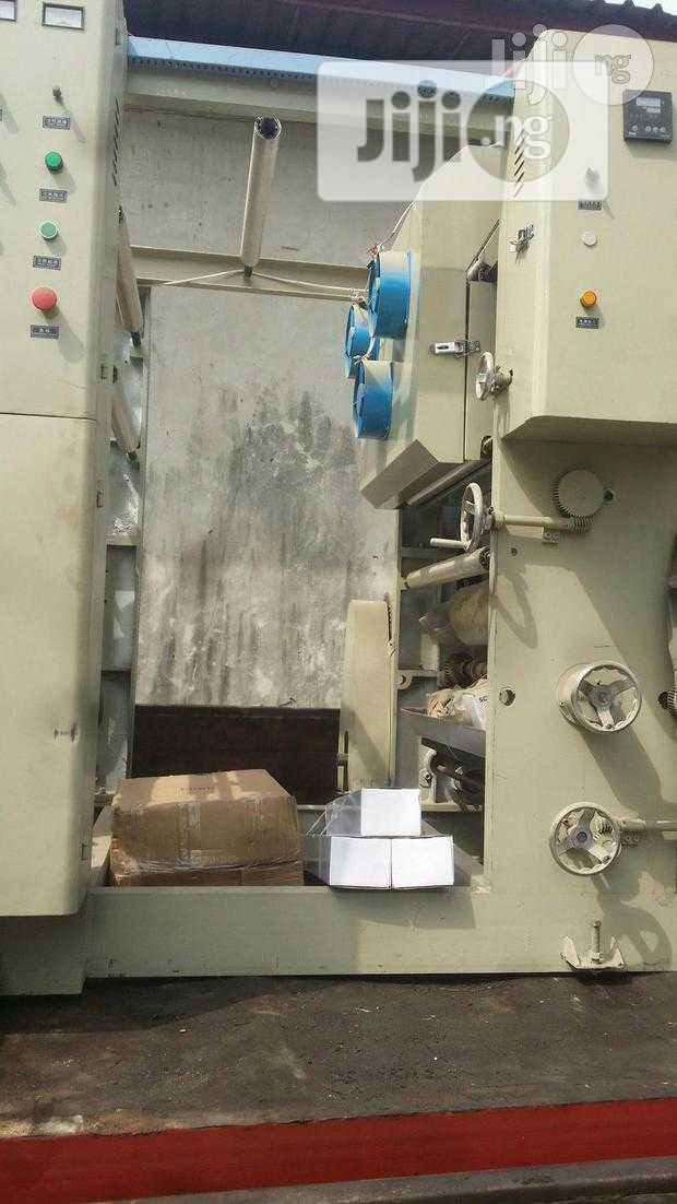 Archive: Two Color Gravure Printing Machine
