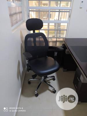 Strong Ergonomic Chair   Furniture for sale in Lagos State, Ojo