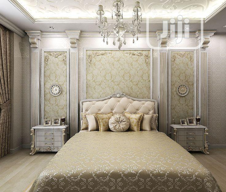 Pop Ceiling, Wall Screeding, Tv Wall Design,Painting , | Building & Trades Services for sale in Maryland, Lagos State, Nigeria
