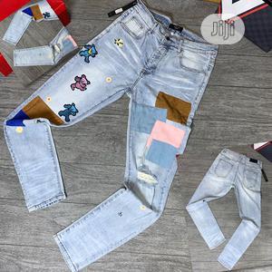Amiri / Off White Jeans   Clothing for sale in Lagos State, Lagos Island (Eko)