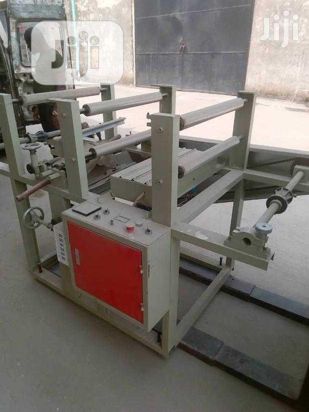 Asy600 Nylon Printing Machine