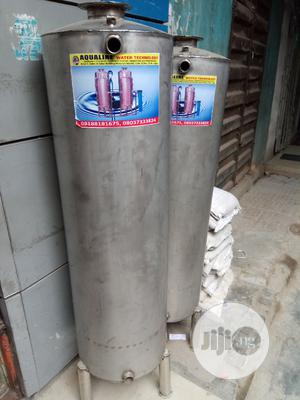 Water Treatment Stainless Steel Tank. | Plumbing & Water Supply for sale in Lagos State, Amuwo-Odofin