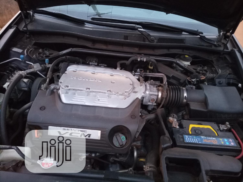 Archive: Honda Accord 2009 EX V6 Automatic Black