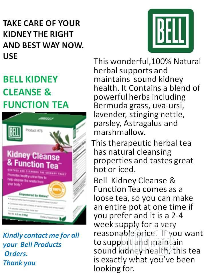 Kidney Tea To Promote Efficient Function Of The Kidneys.
