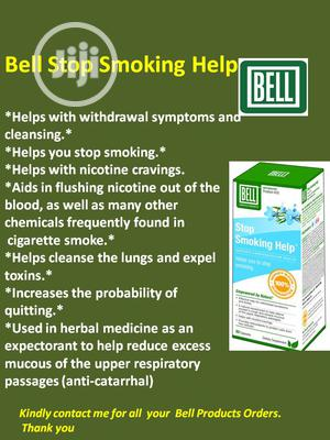 Stop Smoking Help To Help Withdraw From Smoking Addiction   Vitamins & Supplements for sale in Lagos State, Ikeja