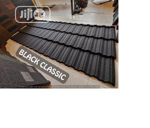 We Supply Solid Classic Stone Coated Roofing Sheet From Newz   Building Materials for sale in Lagos State, Ajah