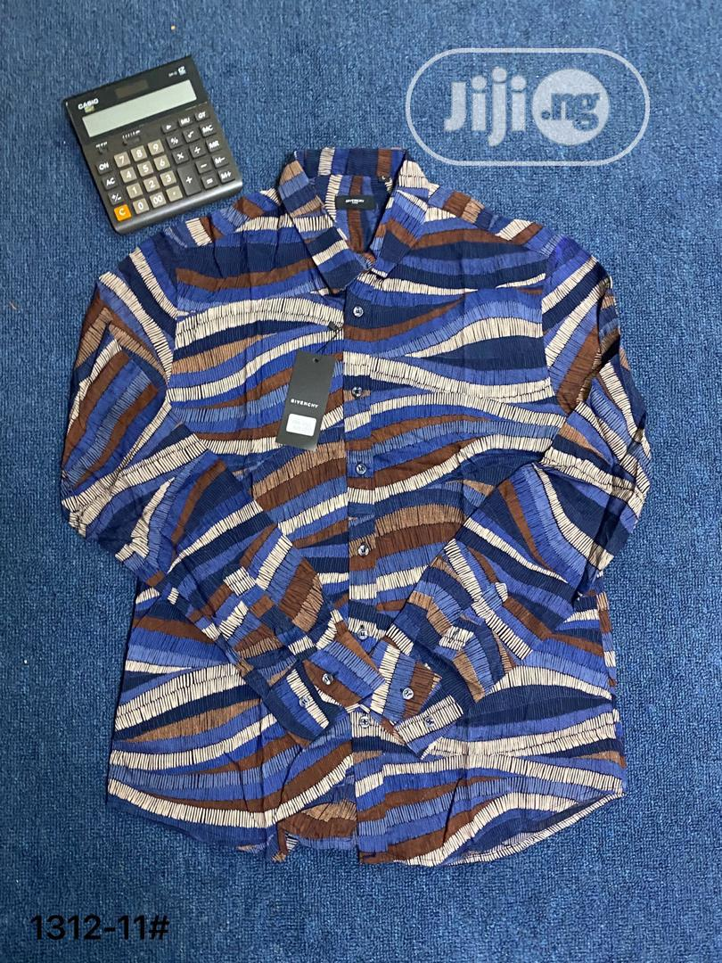 New Quality Men Vintage Long Sleeve Shirt   Clothing for sale in Lagos Island (Eko), Lagos State, Nigeria