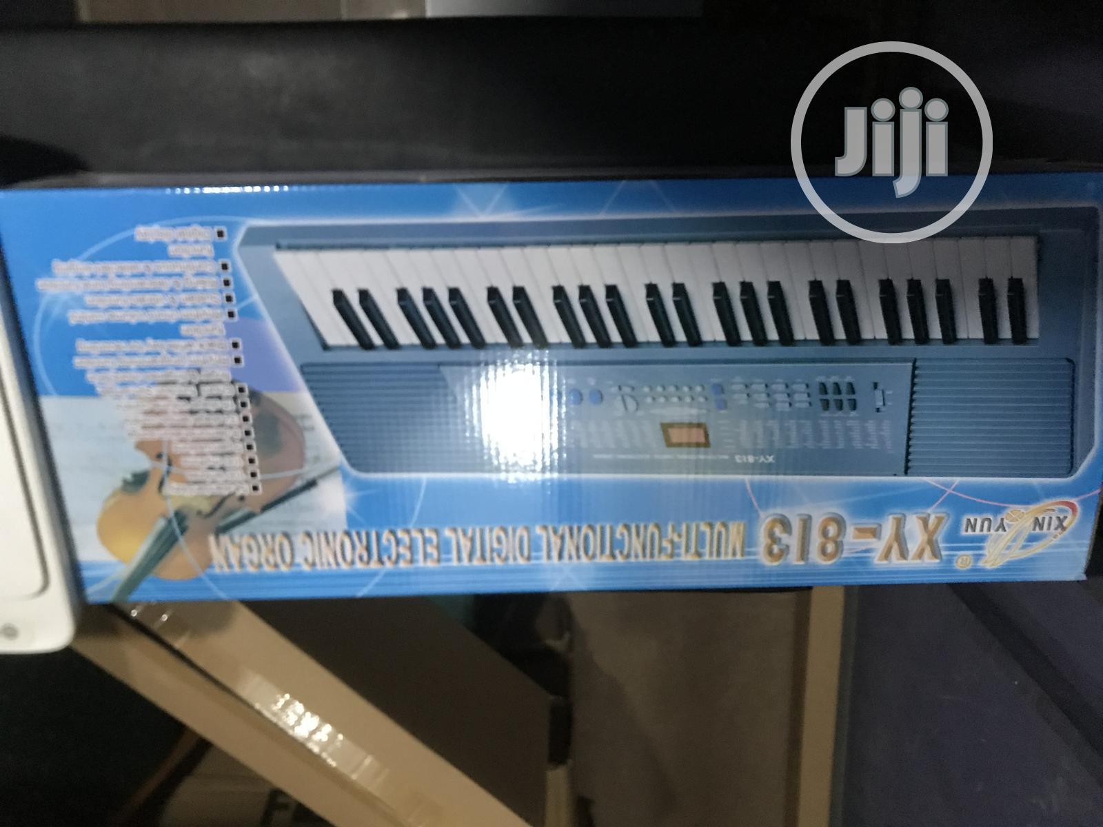XY-813 54 Keys Learners Keyboard   Musical Instruments & Gear for sale in Ojo, Lagos State, Nigeria