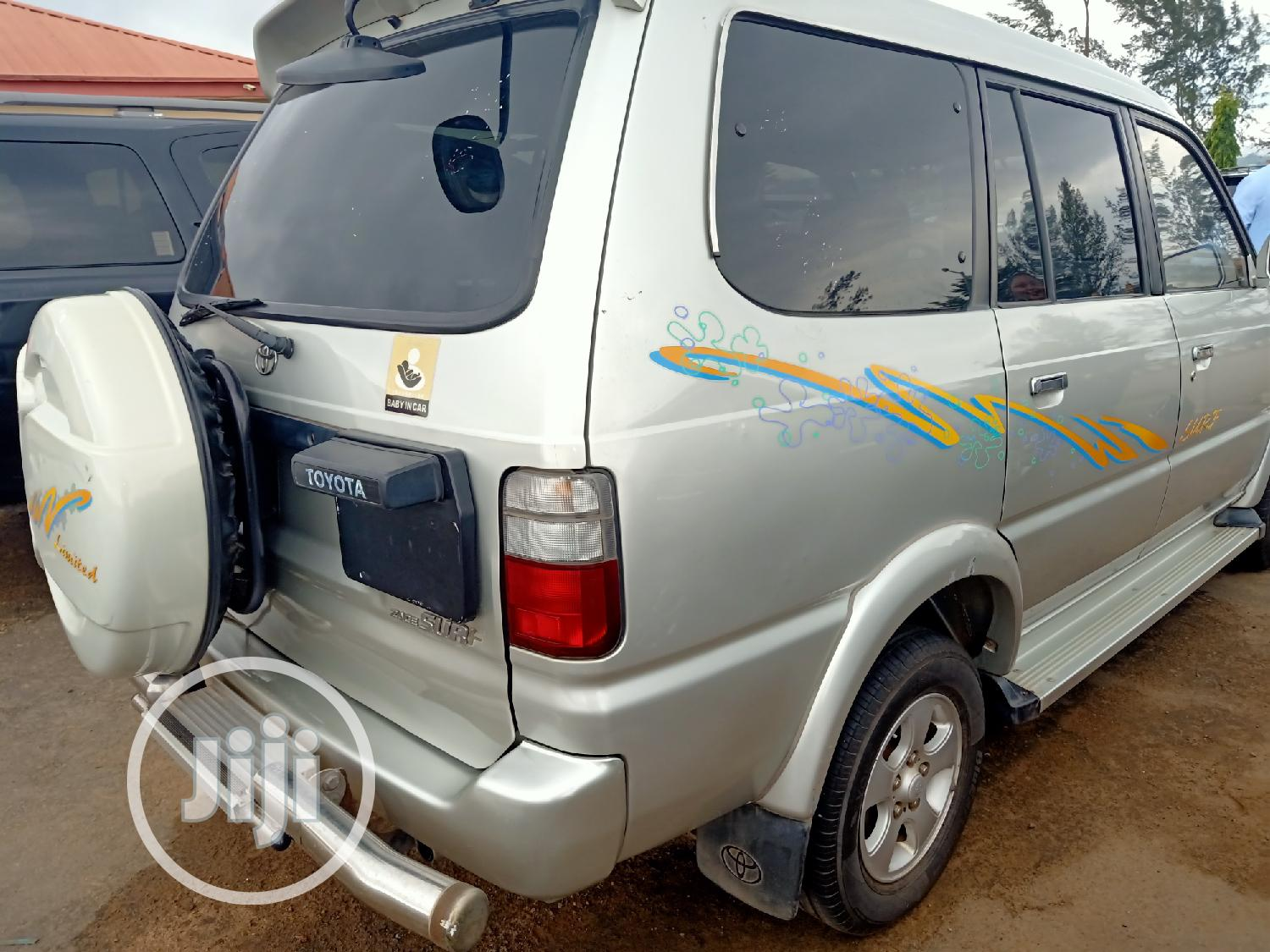 Toyota Surf 2008 Silver | Cars for sale in Akure, Ondo State, Nigeria
