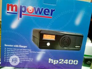 2.4kva 24volts Mpower Inverter Available   Solar Energy for sale in Lagos State, Ojo