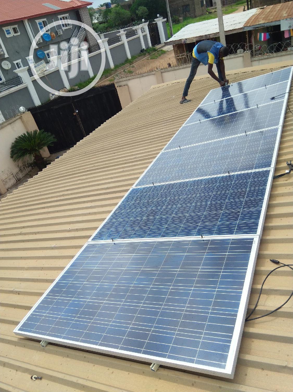 Archive: 1.5kva /1.7kva Solar Inverter Power System