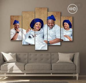 Family Photo Canvas | Home Accessories for sale in Lagos State, Agege