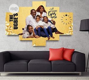 Family Picture Canvas Frame | Home Accessories for sale in Lagos State, Agege