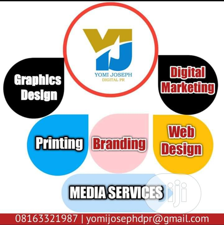 Web App Development and Branding   Computer & IT Services for sale in Alimosho, Lagos State, Nigeria