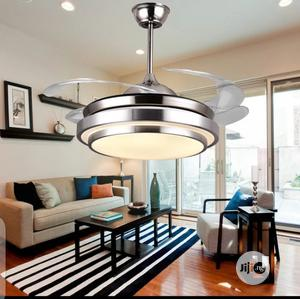 Modern Interior Decorative Ceiling Fan Chandelier Wit Colors | Home Accessories for sale in Lagos State, Badagry