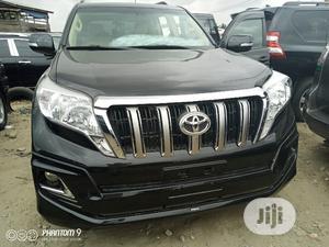 Toyota Land Cruiser Prado 2016 GX Black | Cars for sale in Lagos State, Apapa