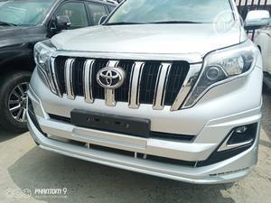 Toyota Land Cruiser Prado 2015 GXL Silver | Cars for sale in Lagos State, Apapa