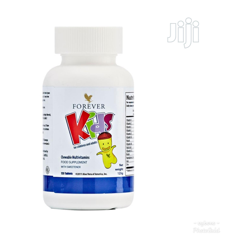 Forever Kids (Superlative Supplement for Kids)