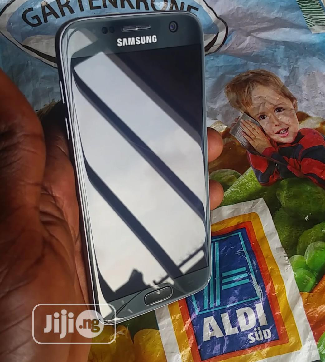 Samsung Galaxy S7 32 GB Gray | Mobile Phones for sale in Ikeja, Lagos State, Nigeria