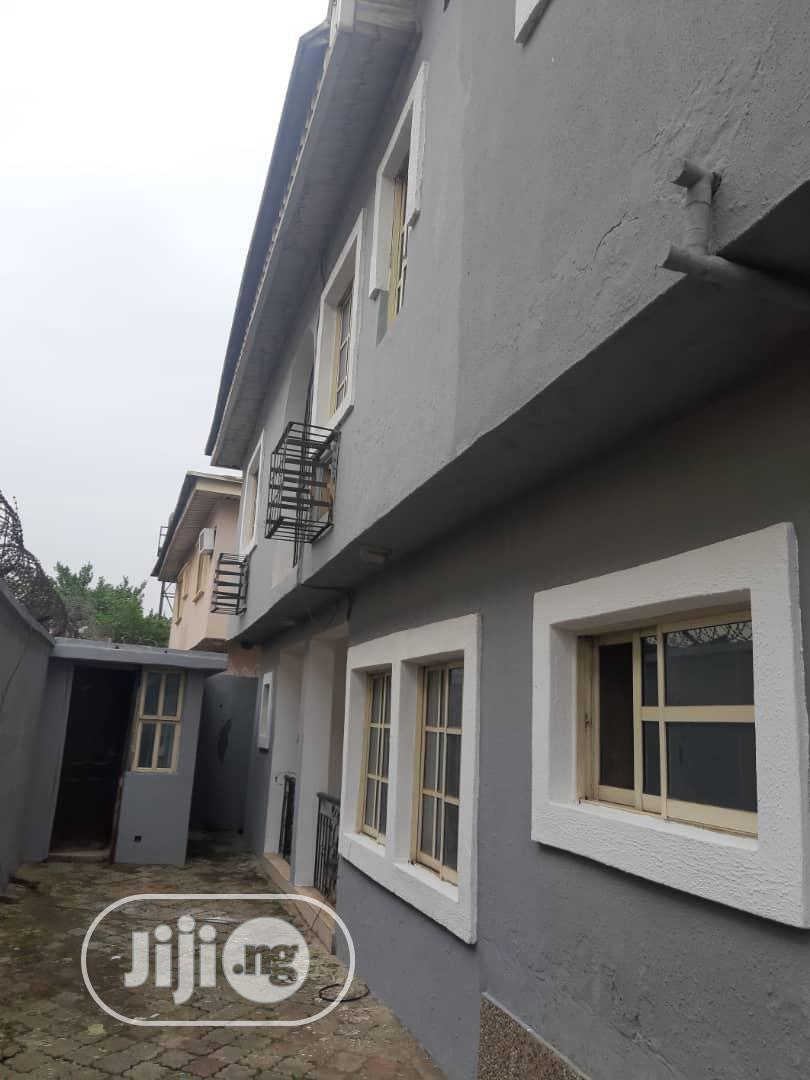 4 Bedroom Duplex At Ajao Estate.