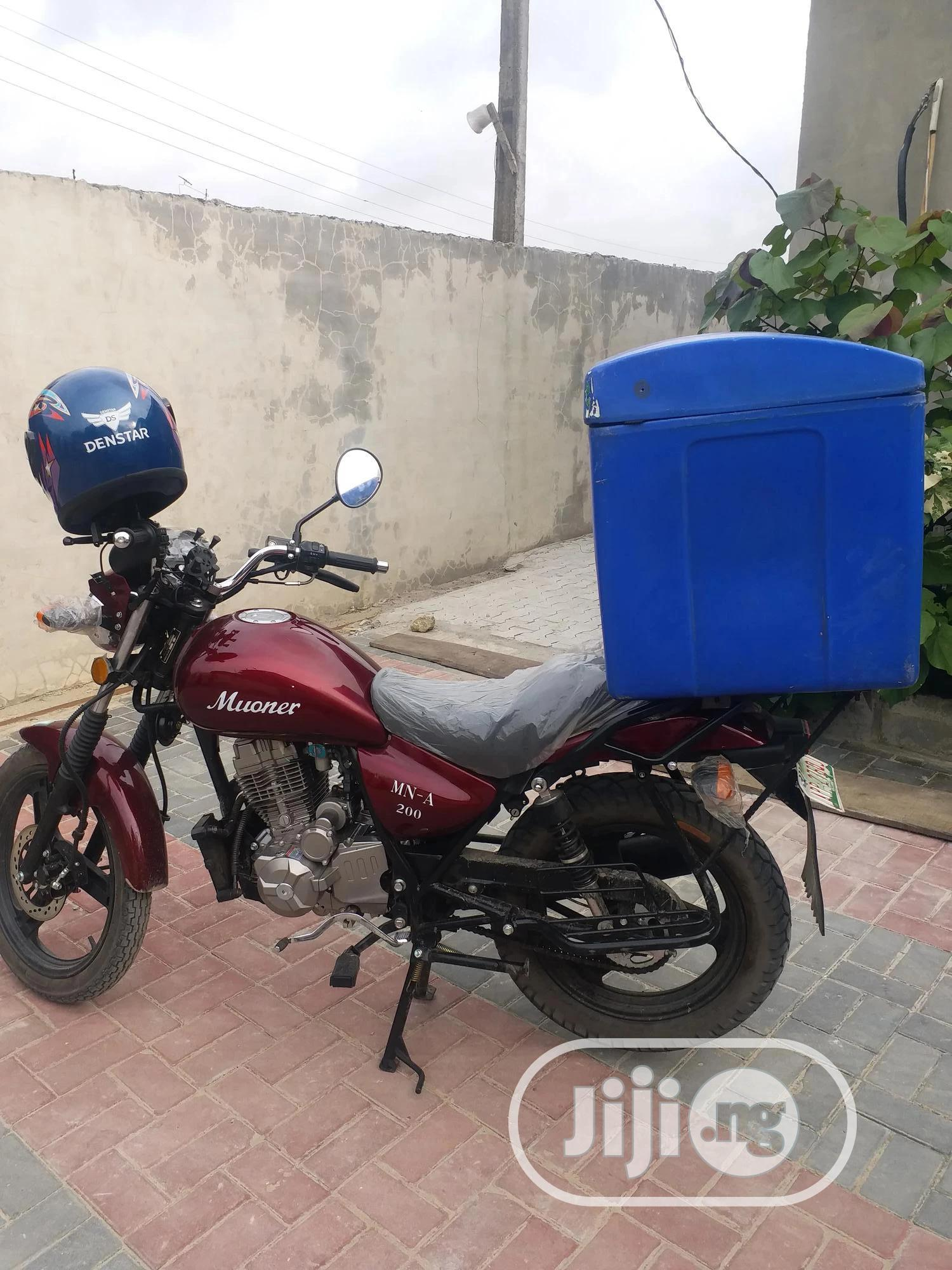 Delivery Service Available Within Lagos