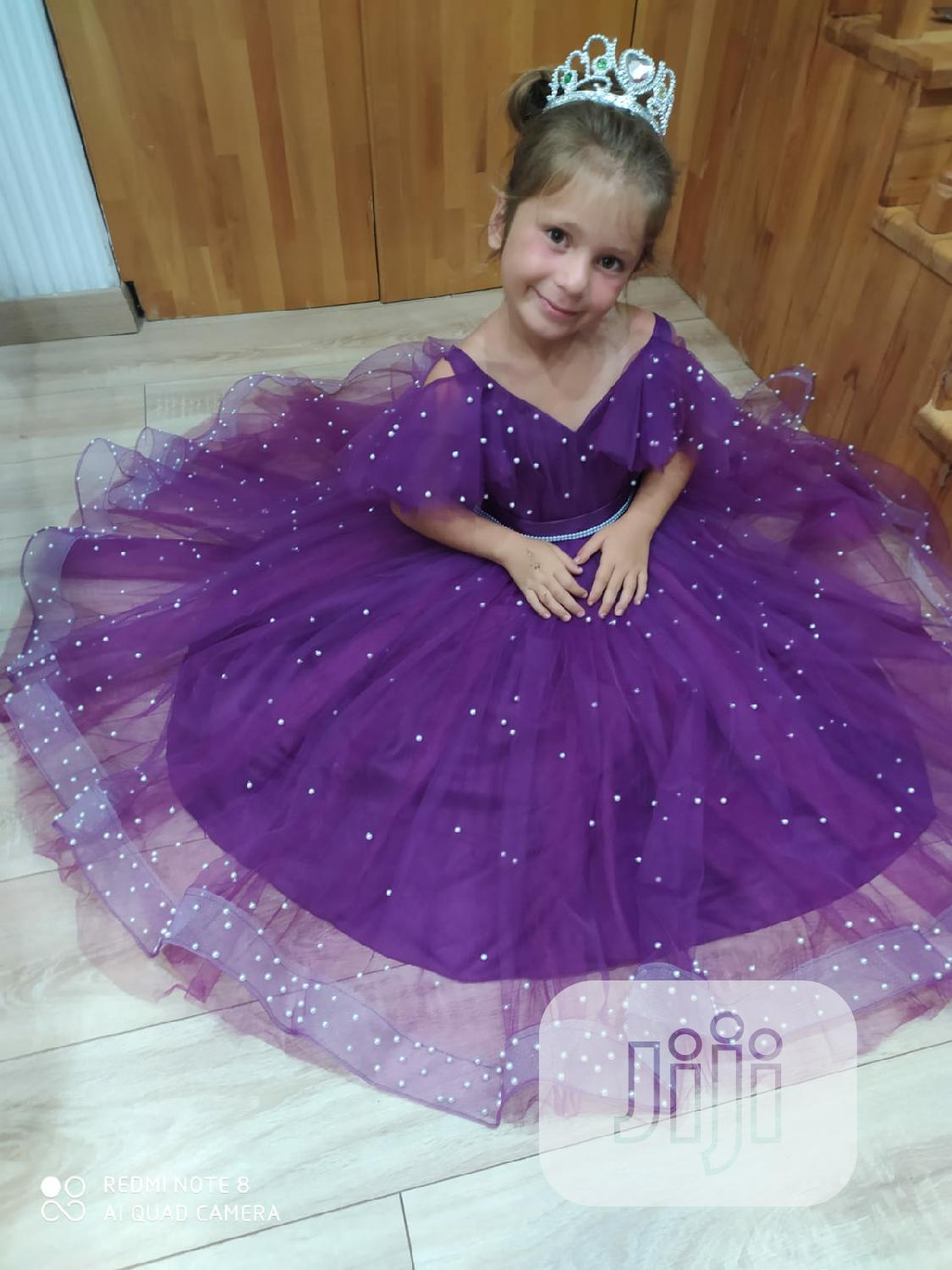 Archive: New Princess Quality Ball Gown