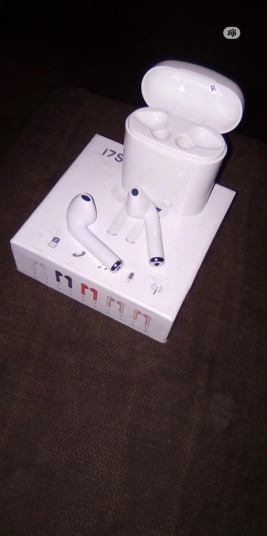 I7S Tws Wireless Earpods | Headphones for sale in Amuwo-Odofin, Lagos State, Nigeria