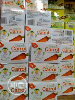 Organic Carrot Soap   Bath & Body for sale in Lagos State, Amuwo-Odofin