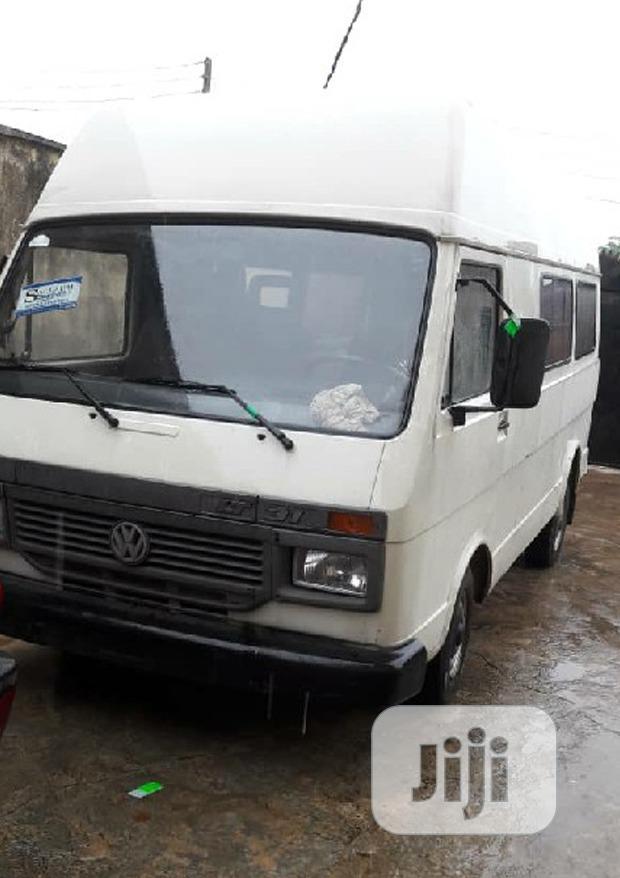 Volkswagen LT 1994 White | Buses & Microbuses for sale in Ifako-Ijaiye, Lagos State, Nigeria