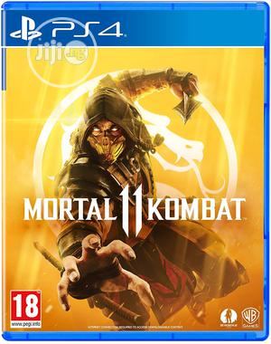 Mortal Kombat 11 (PS4) | Video Games for sale in Lagos State, Ikeja