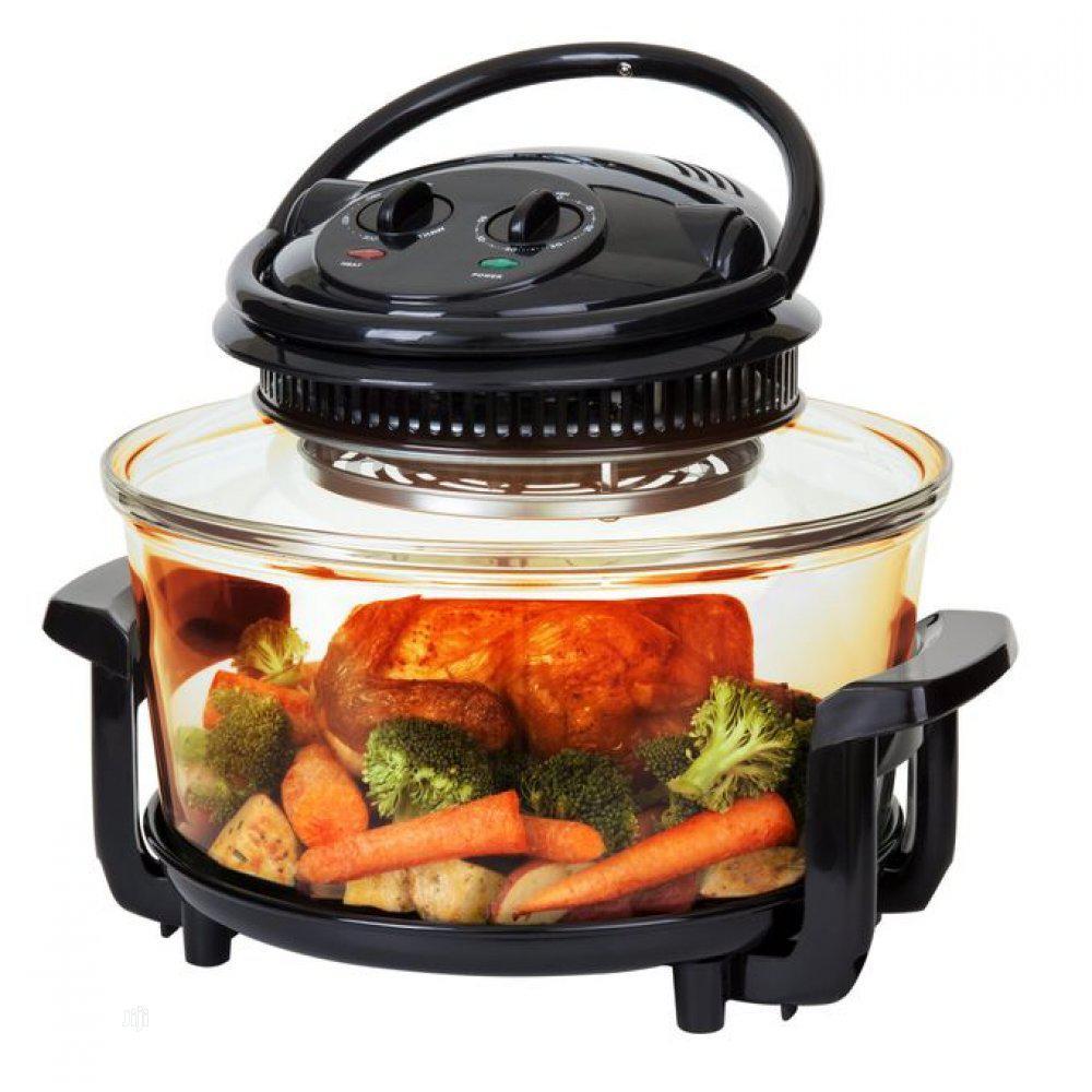 17l Premium Convection Halogen Oven Cooker - Smart Home