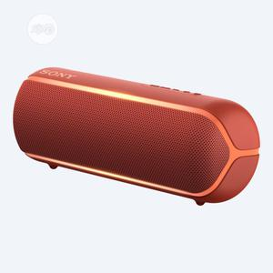 Sony Srs-Xb32xb Portable Bluetooth Wireless Speaker - Red | Audio & Music Equipment for sale in Lagos State, Ikeja