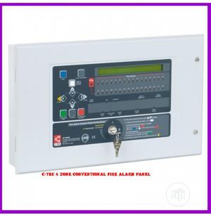 C-tech 4 Zone Fire Alarm Panel (Metal   Safetywear & Equipment for sale in Lagos State, Ikeja