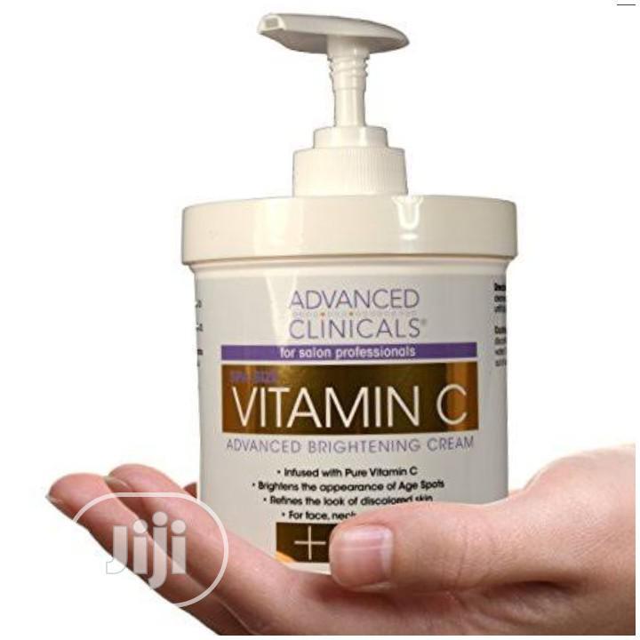Advanced Clinicals Vitamin C Cream