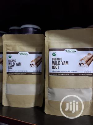 Organic Wild Yam Root Powder -100grams   Vitamins & Supplements for sale in Lagos State, Lekki