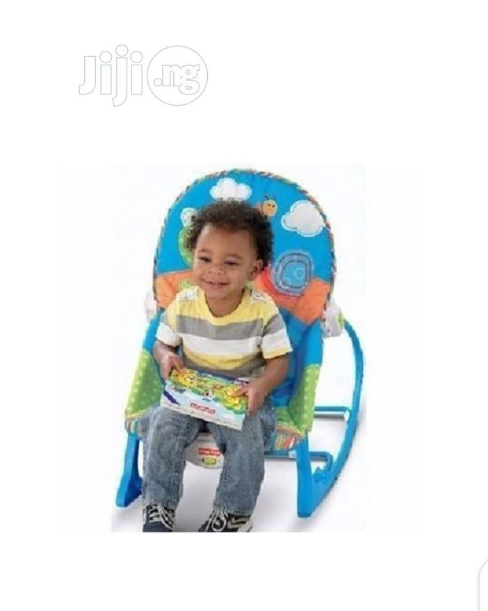 Fisher-price Rainforest Infant-to-toddler Rocker