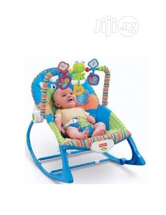 Fisher-price Rainforest Infant-to-toddler Rocker | Children's Gear & Safety for sale in Lagos Island (Eko), Lagos State, Nigeria