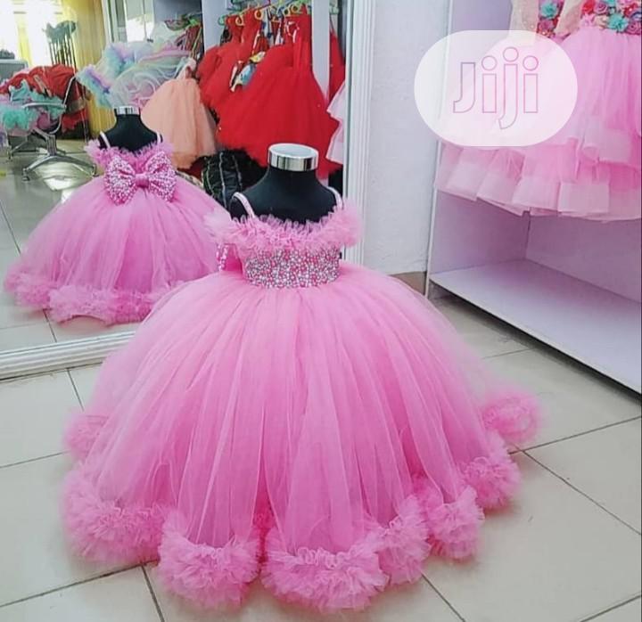 Girls Balldress Available